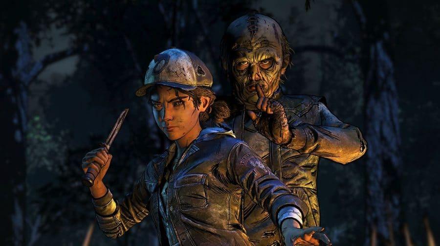 The Walking Dead: The Telltale Definitive Series já está disponível