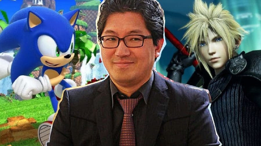 Co-criador de Sonic trabalha em jogo de ação na Square Enix
