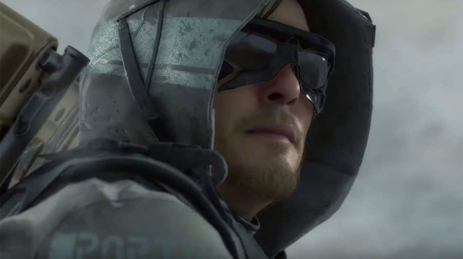 Hideo Kojima está editando trailer de lançamento de Death Stranding