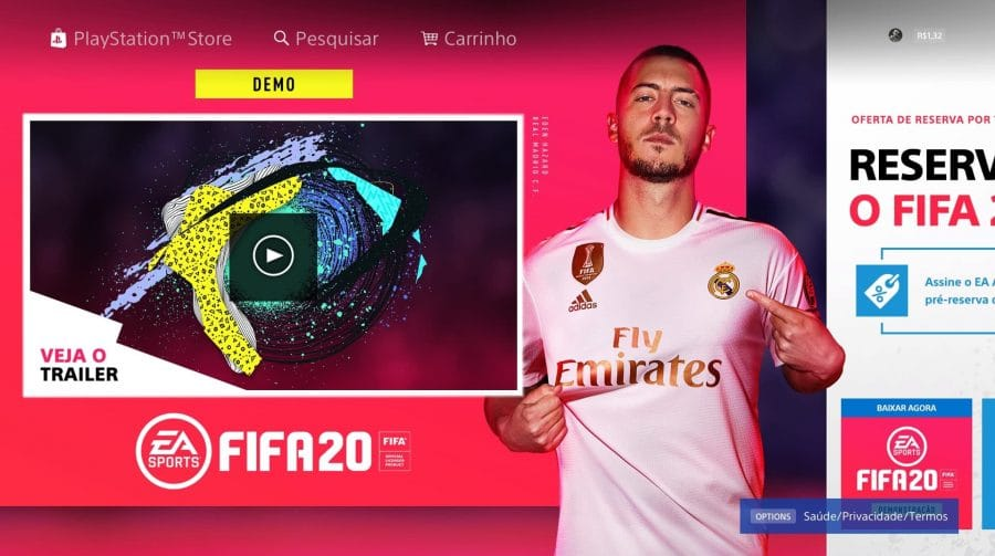 De surpresa! EA lança Demo de FIFA 20; veja como baixar