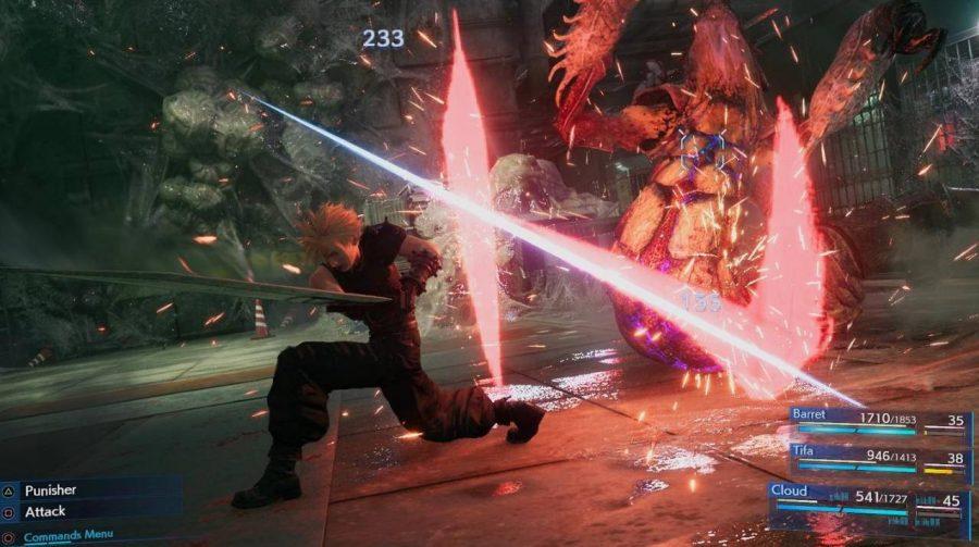 Final Fantasy VII Remake terá modo de combate clássico