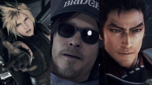 Não perca um detalhe! Assista todos os trailers da Tokyo Game Show