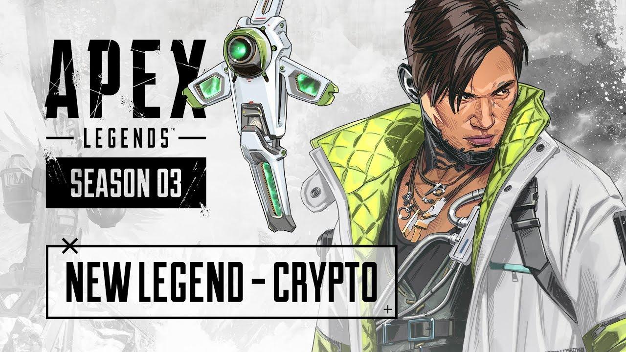 Novos trailers e detalhes da 3ª Temporada de Apex Legends