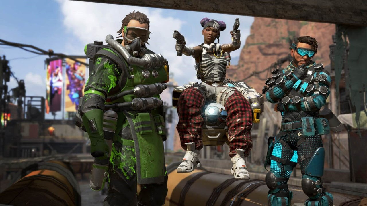 Evento de Halloween em Apex Legends vaza no Twitter