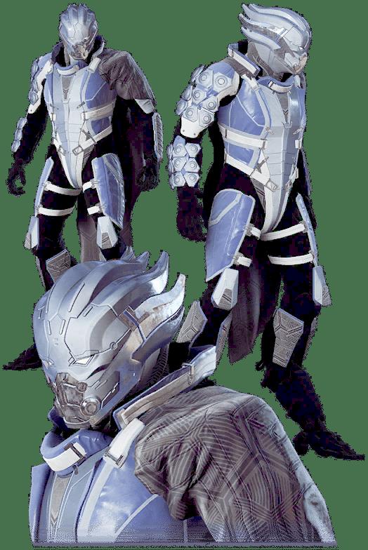 Anthem recebe armaduras de Mass Effect em update de Halloween 1