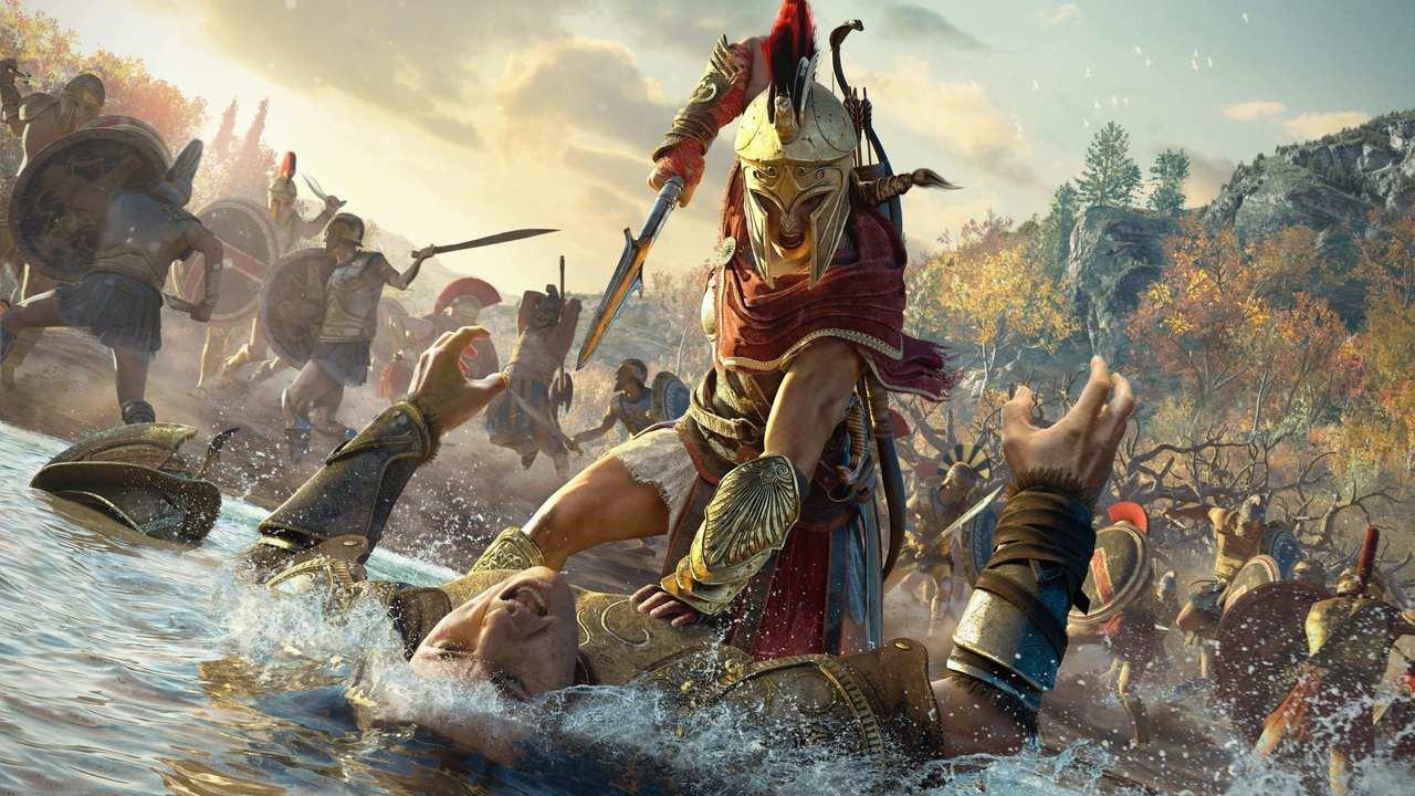 Ubi celebra 1 ano de Assassin's Creed Odyssey com bônus