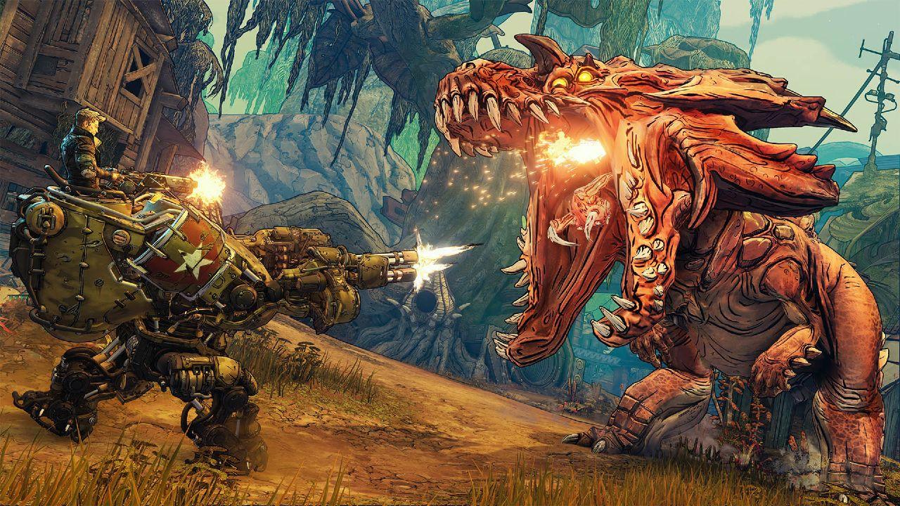 Conteúdos de Borderlands 3 Deluxe Edition estão disponíveis via DLC