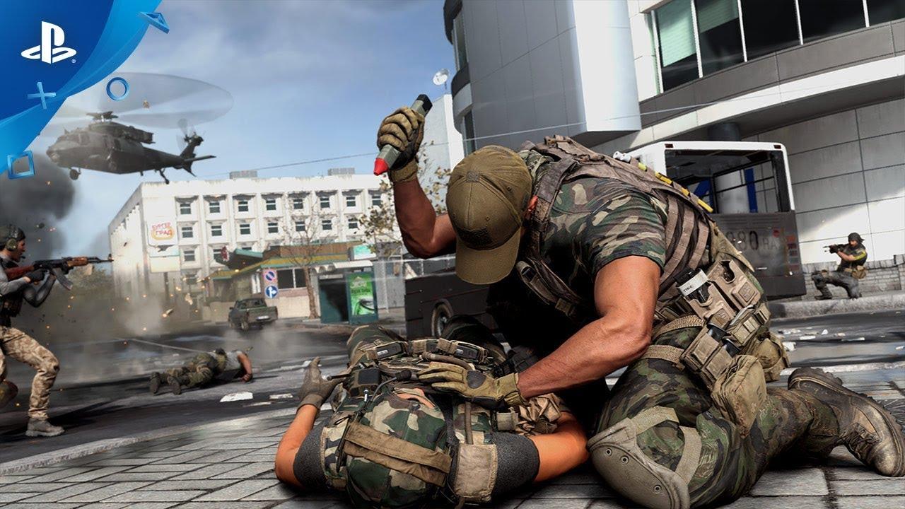 Call of Duty: Modern Warfare: novo trailer destaca conteúdo 'exclusivo' do PS4