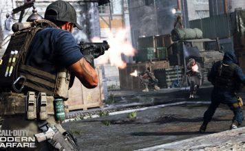 Call of Duty: Modern Warfare destacada