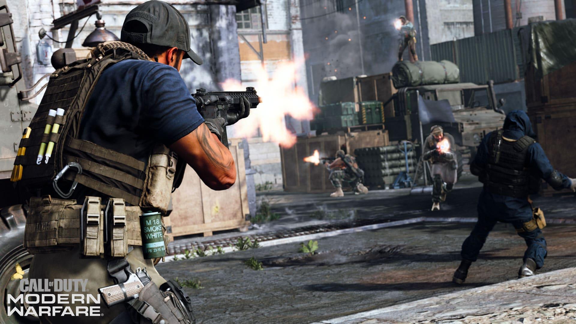 Call of Duty: Modern Warfare terá um novo sistema de progressão