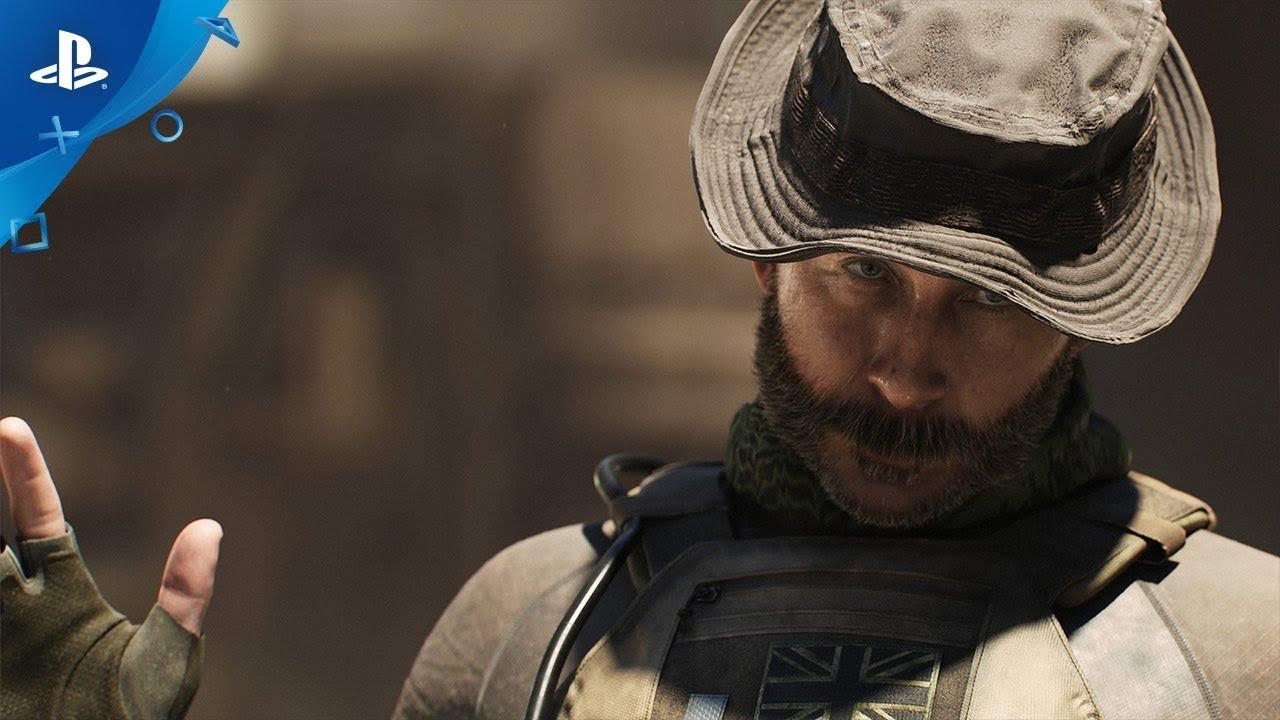 Call of Duty: Modern Warfare registrou as maiores vendas digitais do ano