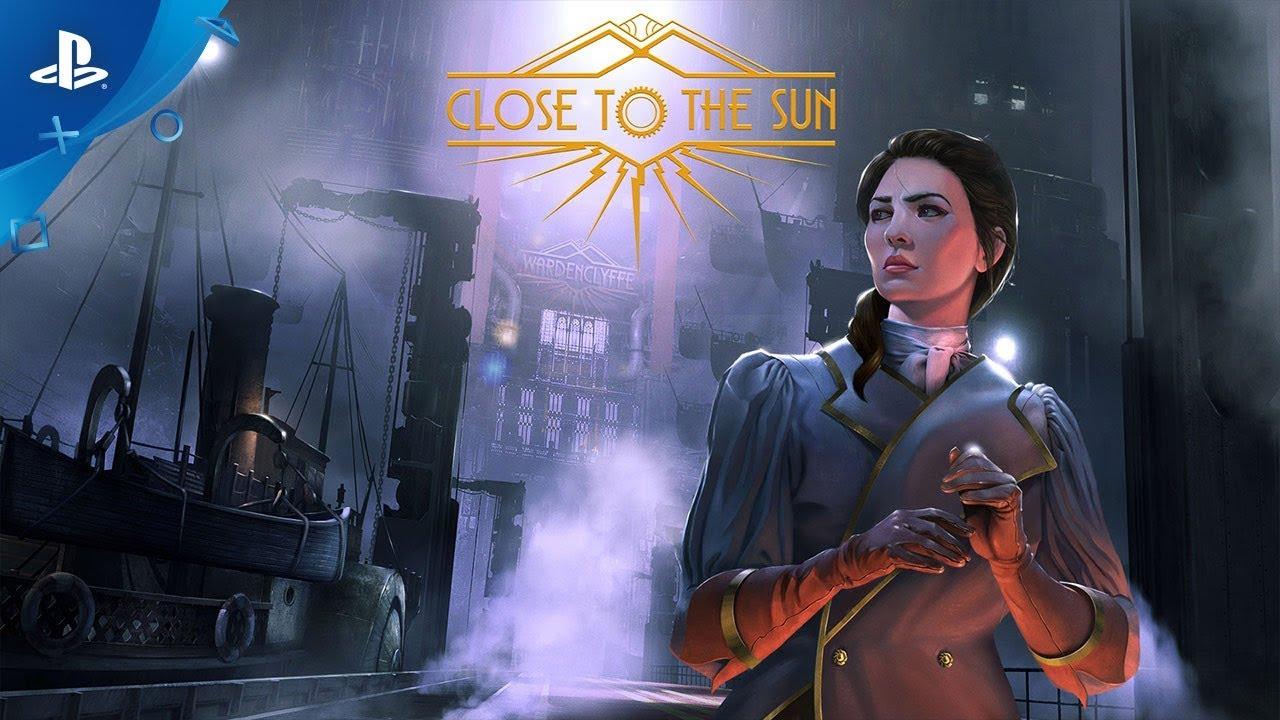 Close to the Sun é anunciado para o PS4 e chega no dia 29
