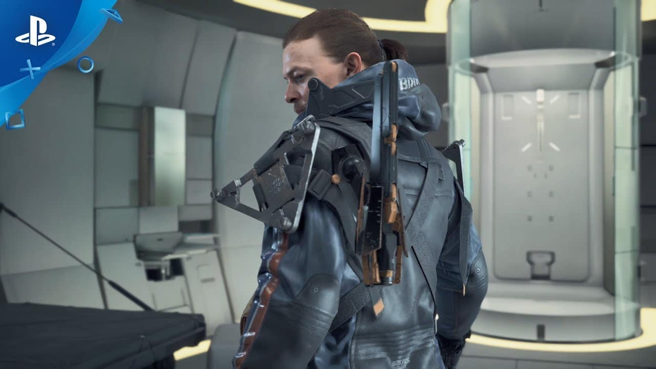 Sony lança comercial exaltando PS4 Pro e Death Stranding