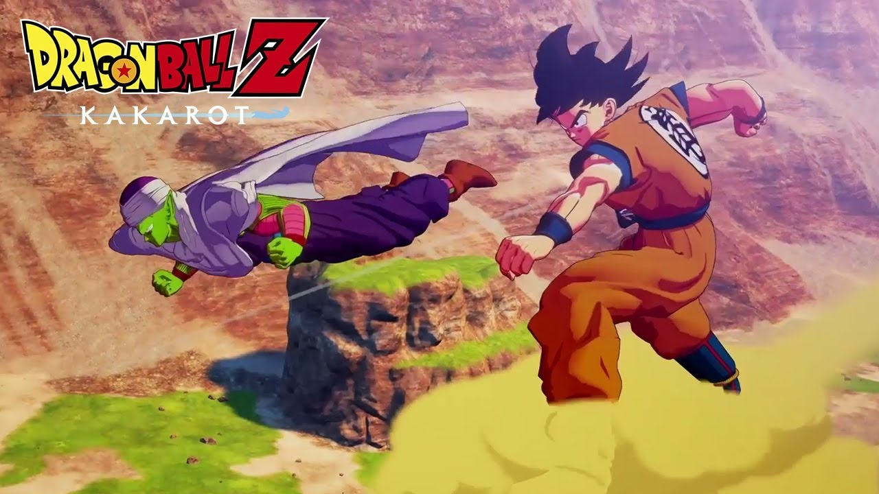 Novo trailer de Dragon Ball Z: Kakarot introduz universo do jogo