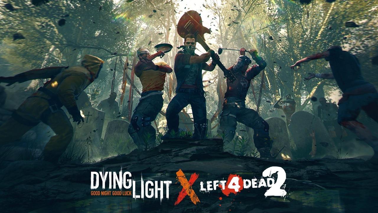 Dying Light terá crossover com Left 4 Dead