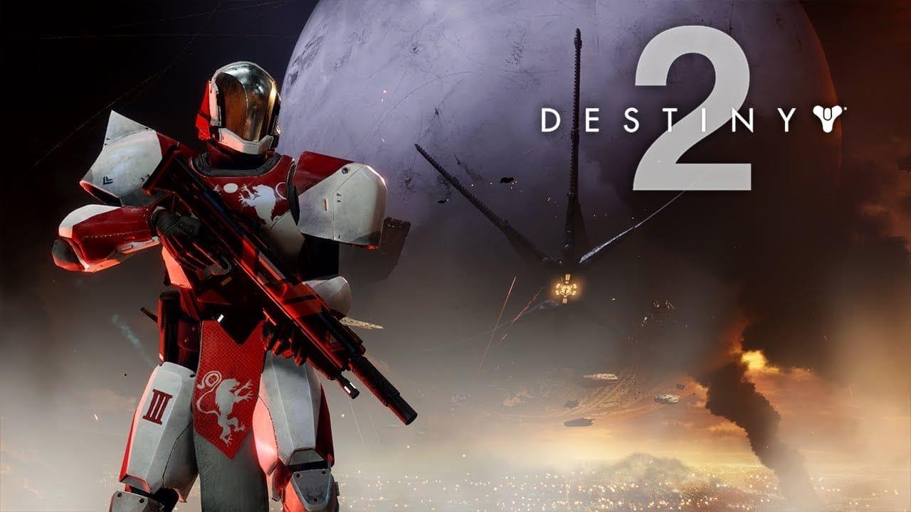 Destiny 2 teve 2,5 milhões de usuários na estreia de Shadowkeep
