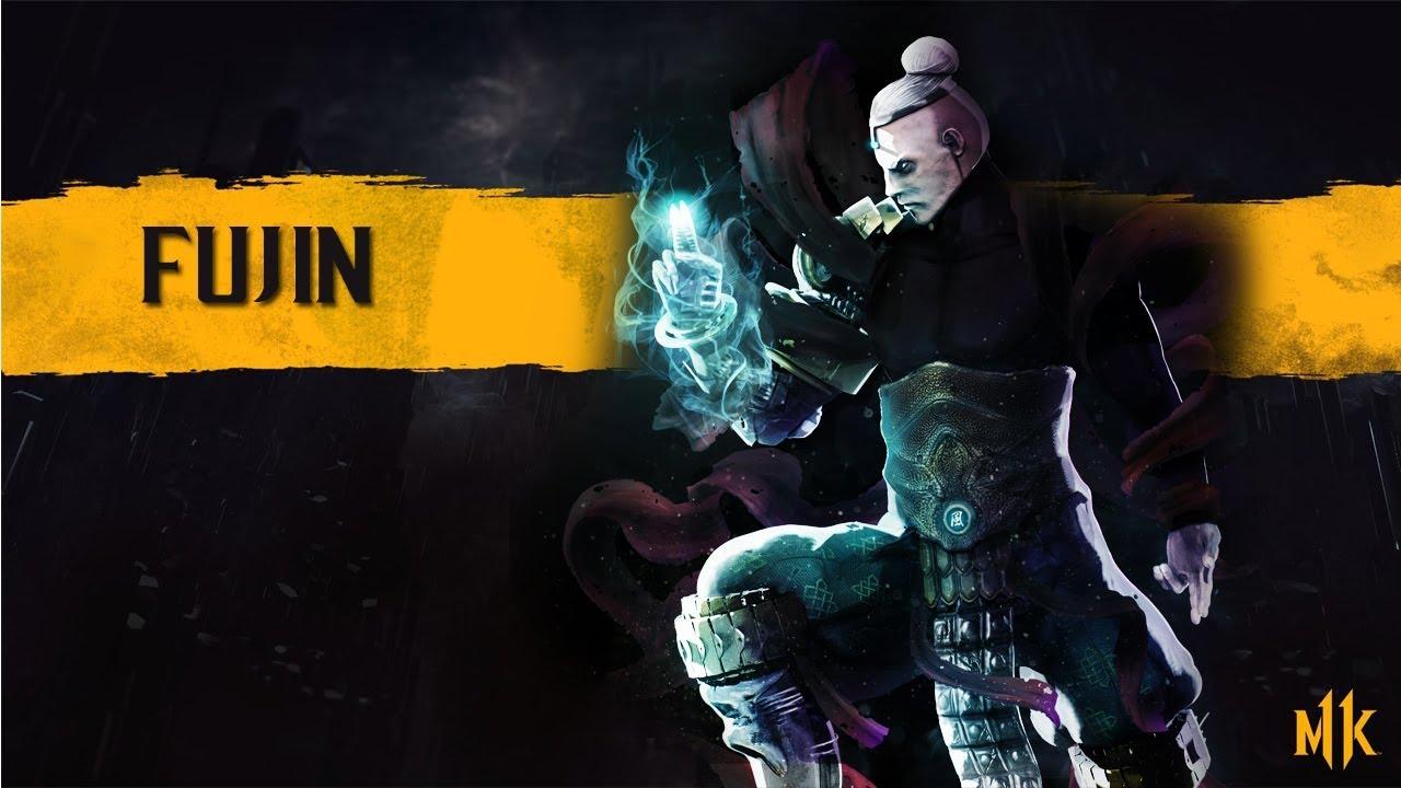 Fujin pode chegar ao Mortal Kombat 11 como DLC [Rumor]