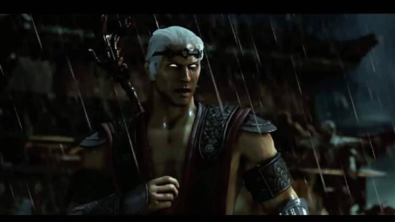Fujin Mortal Kombat 11