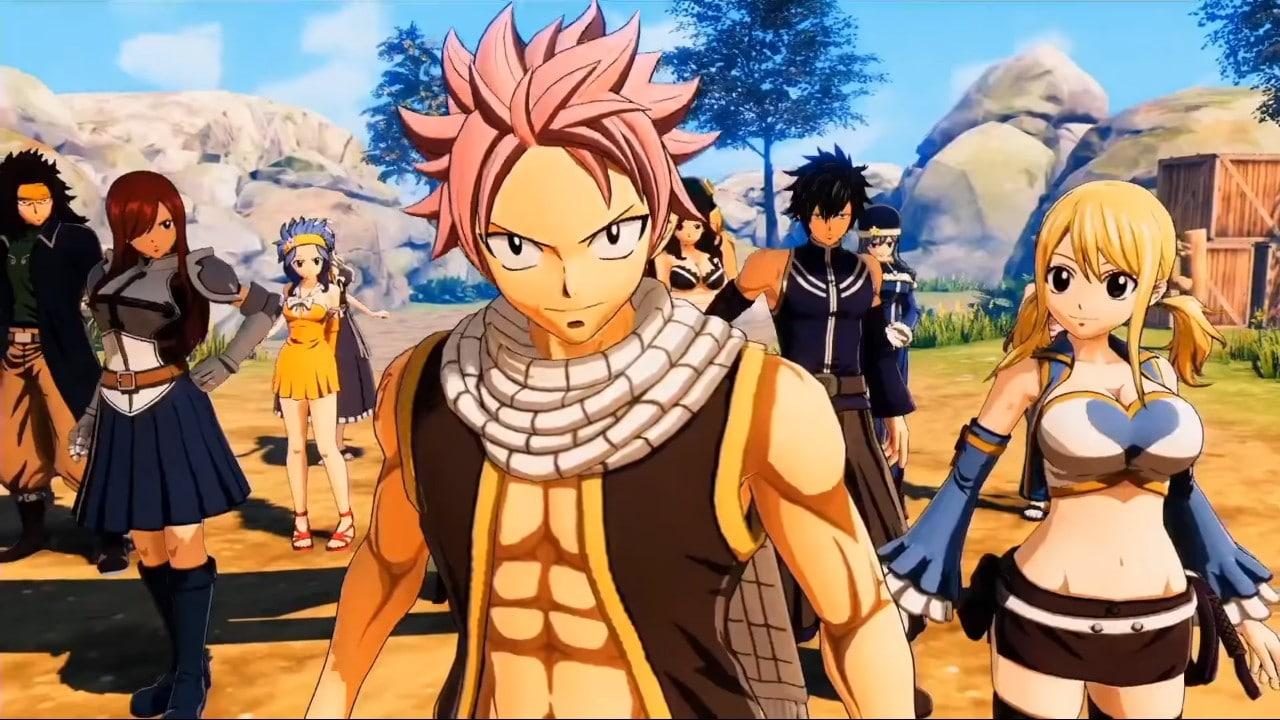 Koei Tecmo libera trailer e anuncia data de lançamento de Fairy Tail RPG