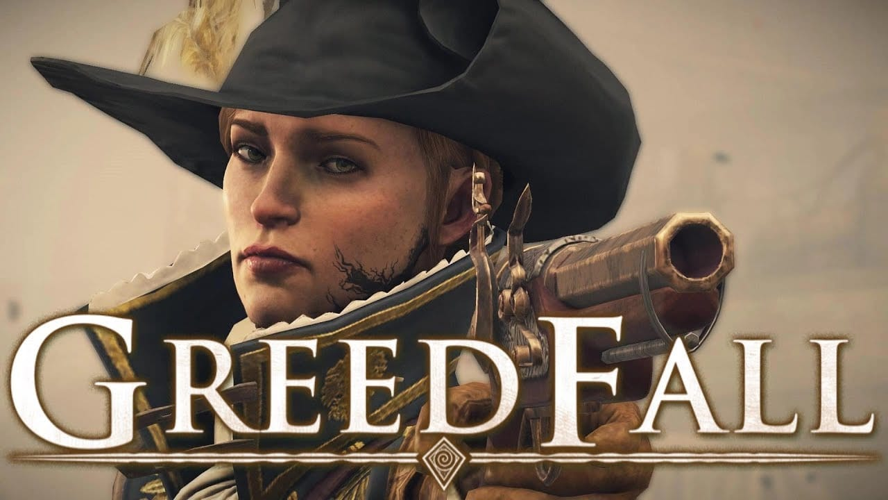 Grande update de GreedFall chegará aos consoles em breve
