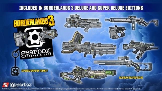 Gearbox Borderlands 3