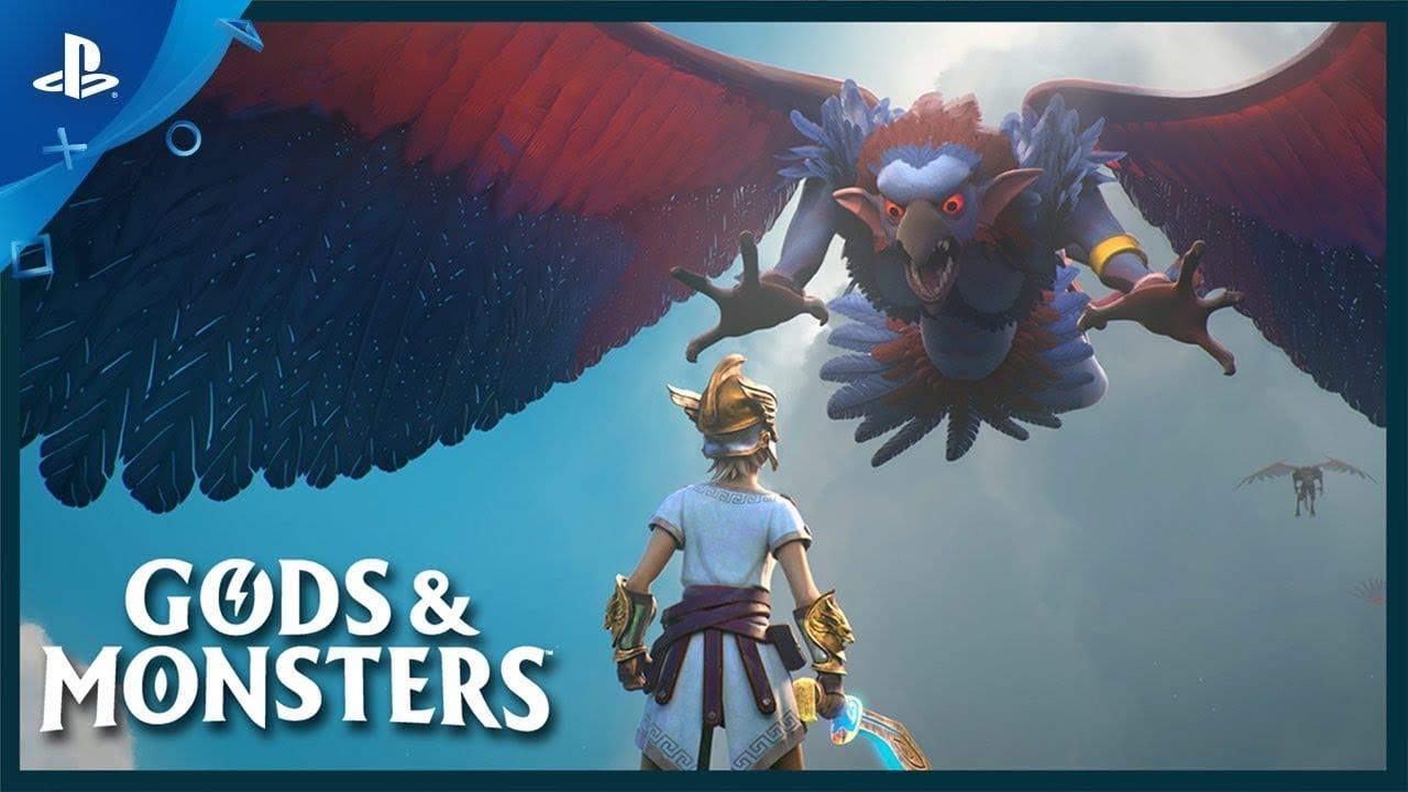 Ubisoft esclarece adiamento do promissor Gods & Monsters
