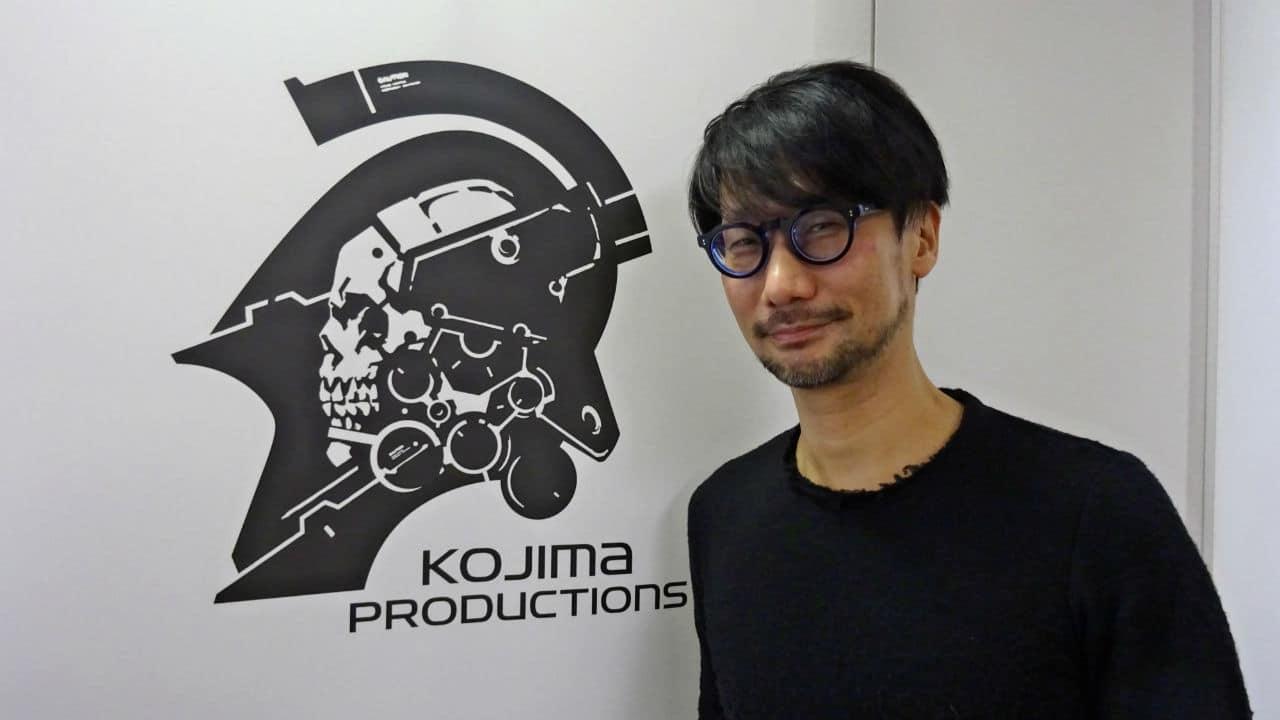 Sem férias: Hideo Kojima já trabalha em novo projeto