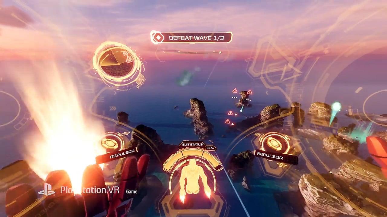 Testamos na BGS: Iron Man VR realiza o sonho de toda criança 3
