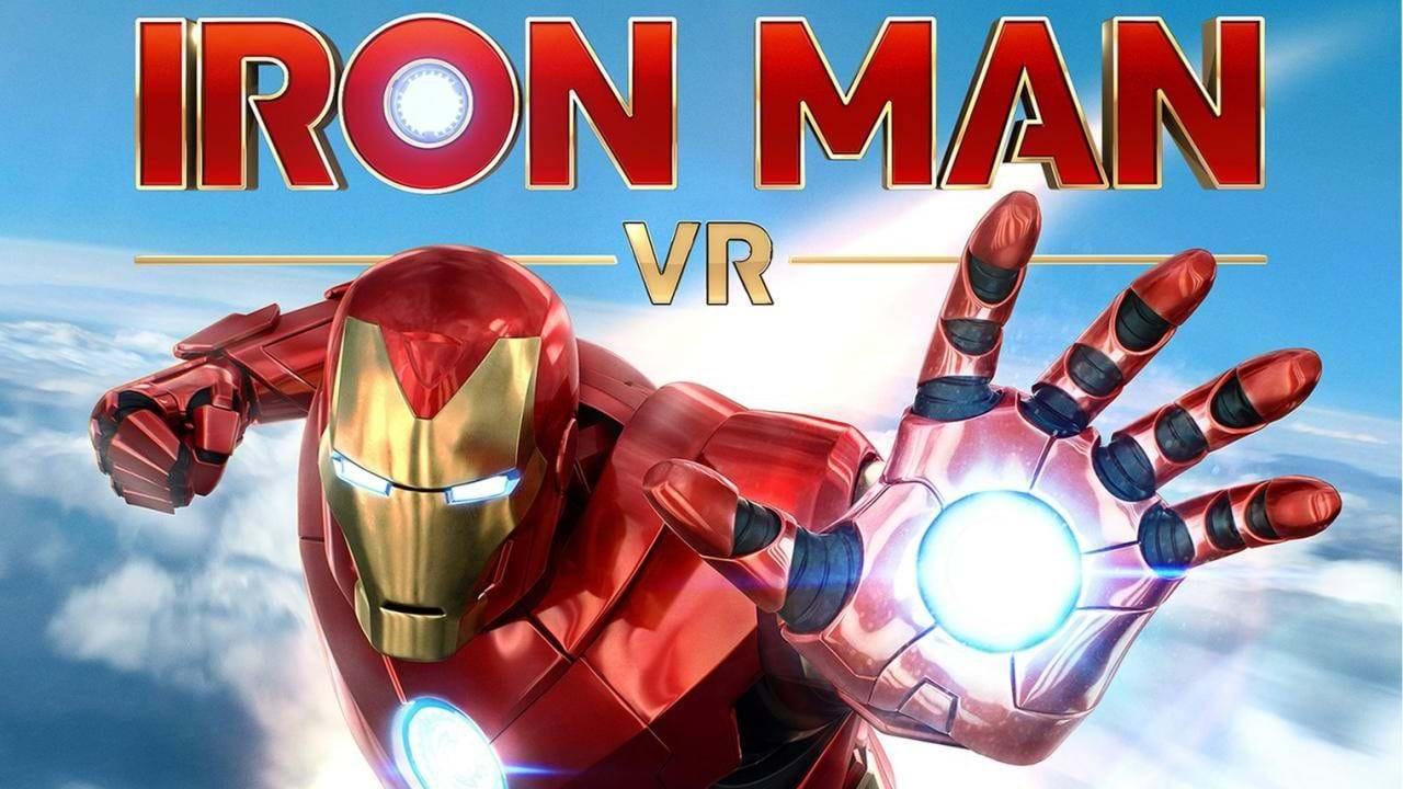 Testamos na BGS: Iron Man VR realiza o sonho de toda criança