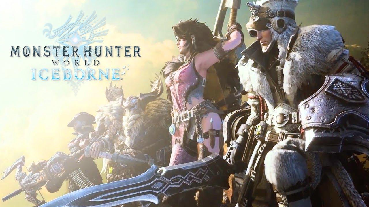 Monster Hunter: Iceborne atinge 2,8 milhões de unidades vendidas