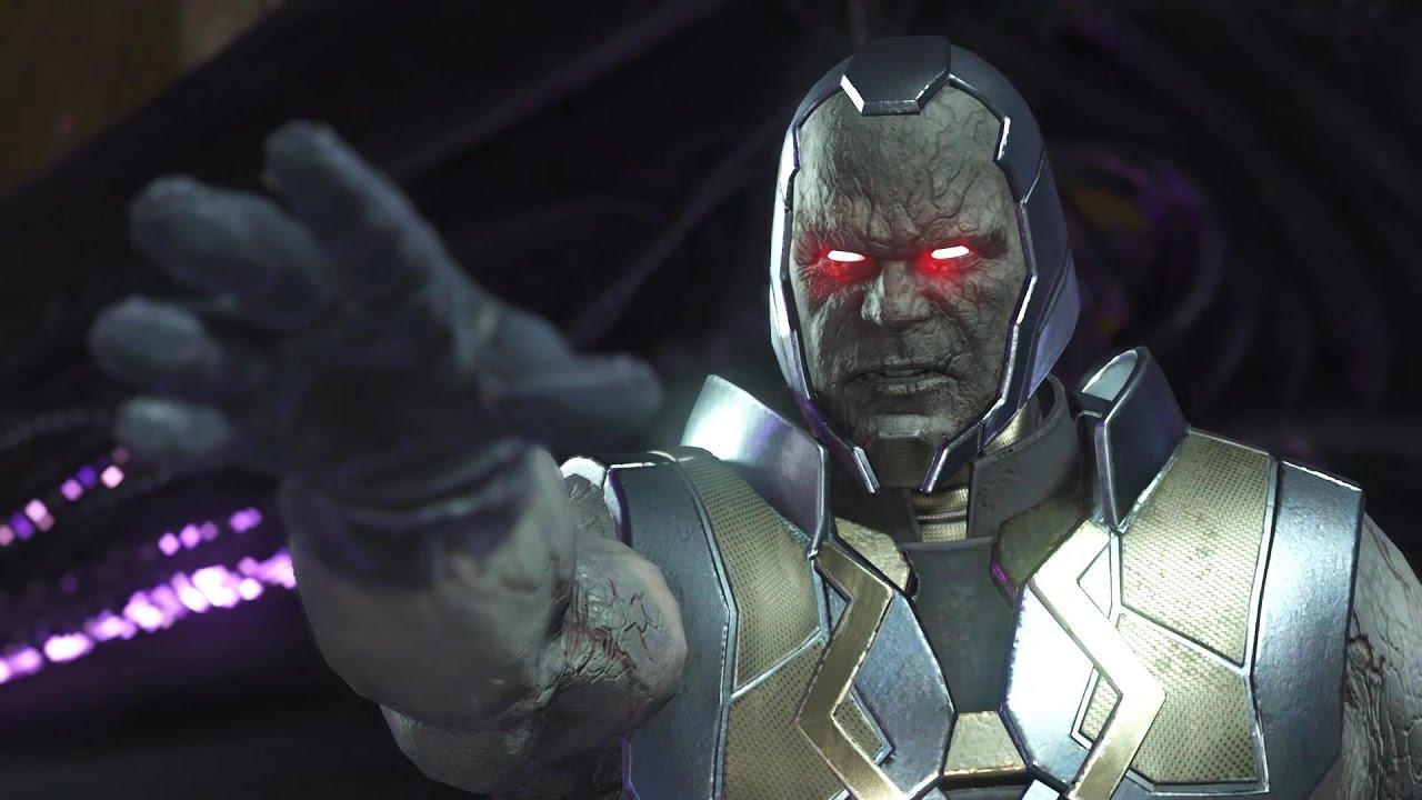 Darkseid, vilão de Injustice: Gods Among Us, ganha estatueta incrível