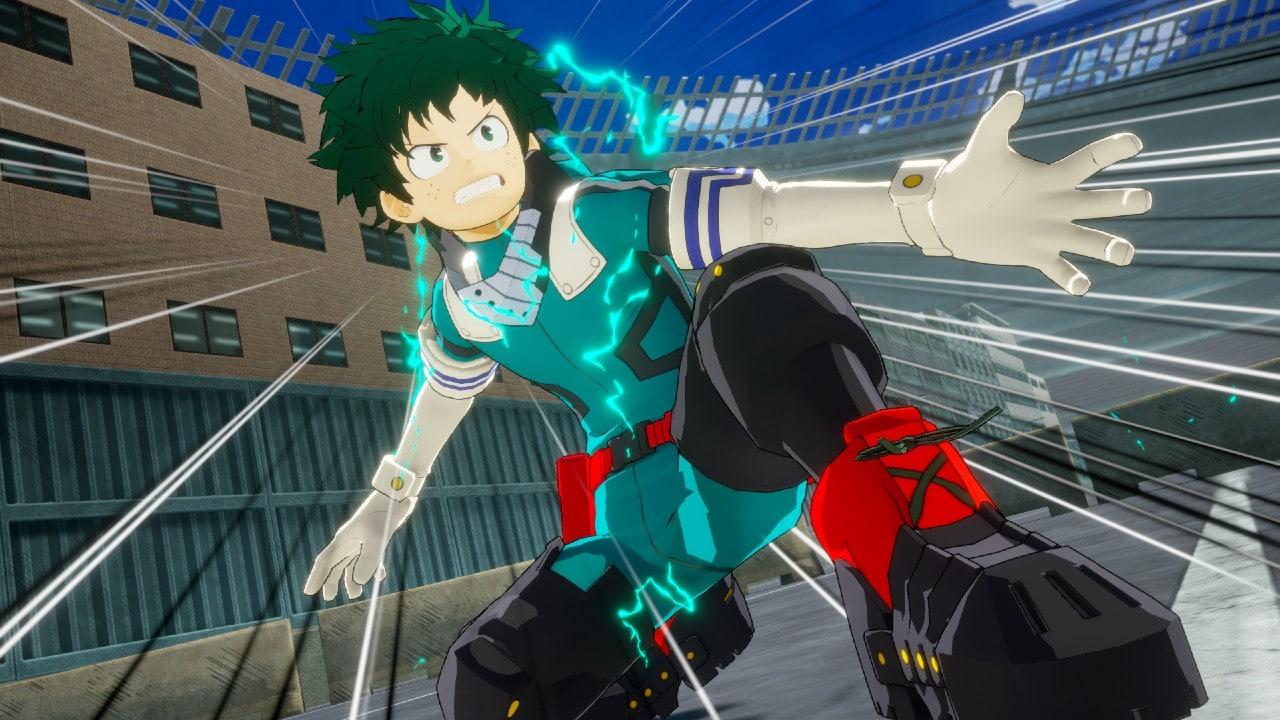 Bandai Namco libera novo trailer de My Hero One's Justice 2
