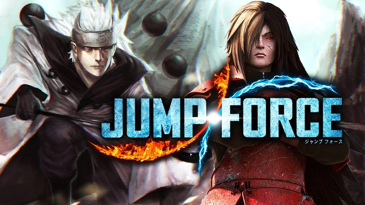 Madara Uchiha chegará como DLC a Jump Force ainda em 2019