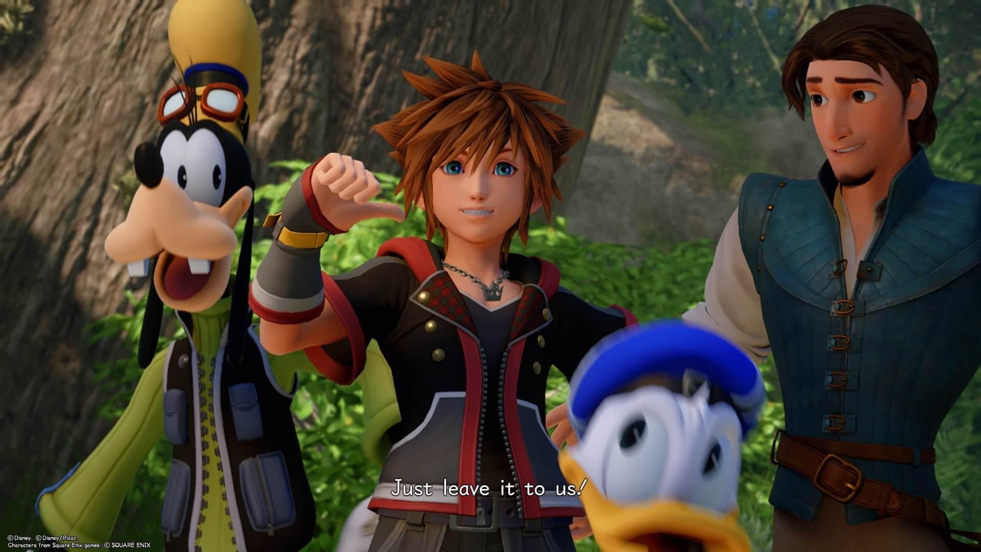Square Enix está contratando para novo projeto de Kingdom Hearts