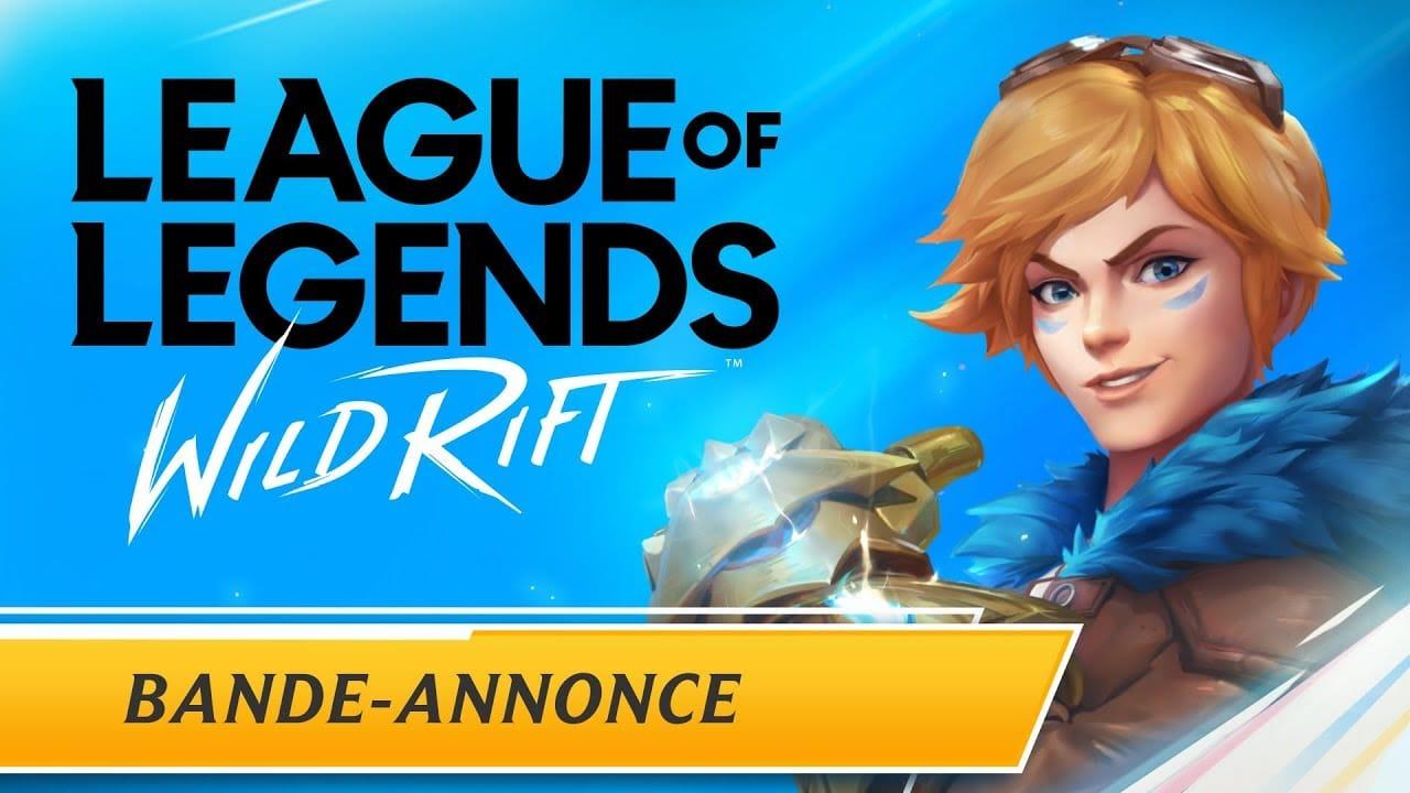 Lolzinho no PS4? League of Legends Wild Rift é anunciado para consoles