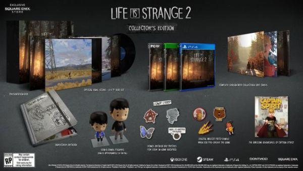 Life is Strange 2 Collectors