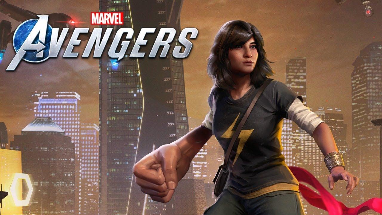 Crystal Dynamics explica porque Kamala Khan é a protagonista de Marvel's Avengers