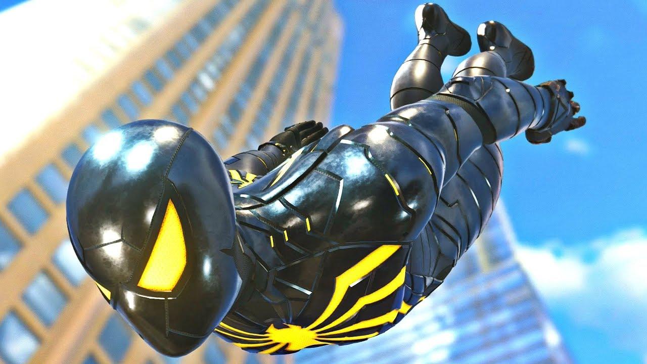 Action-figure espetacular de Marvel's Spider-Man é anunciada