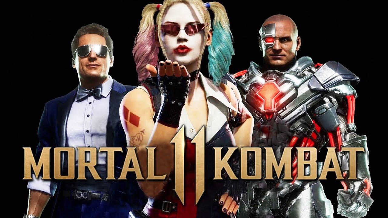 Mortal Kombat 11: Cassie Cage terá skin inspirada em Arlequina