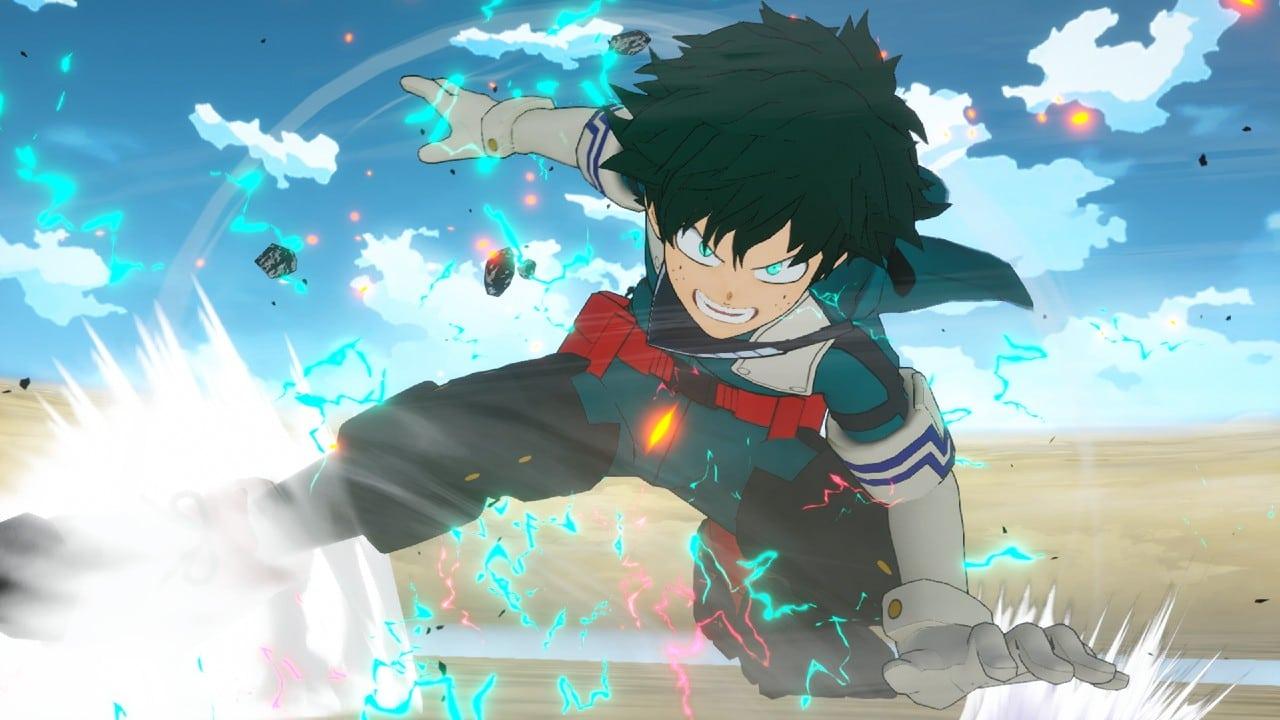 Bandai Namco libera mais screenshots de My Hero One's Justice 2