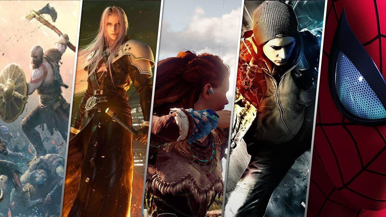 Os jogos que queremos ver no PlayStation 5
