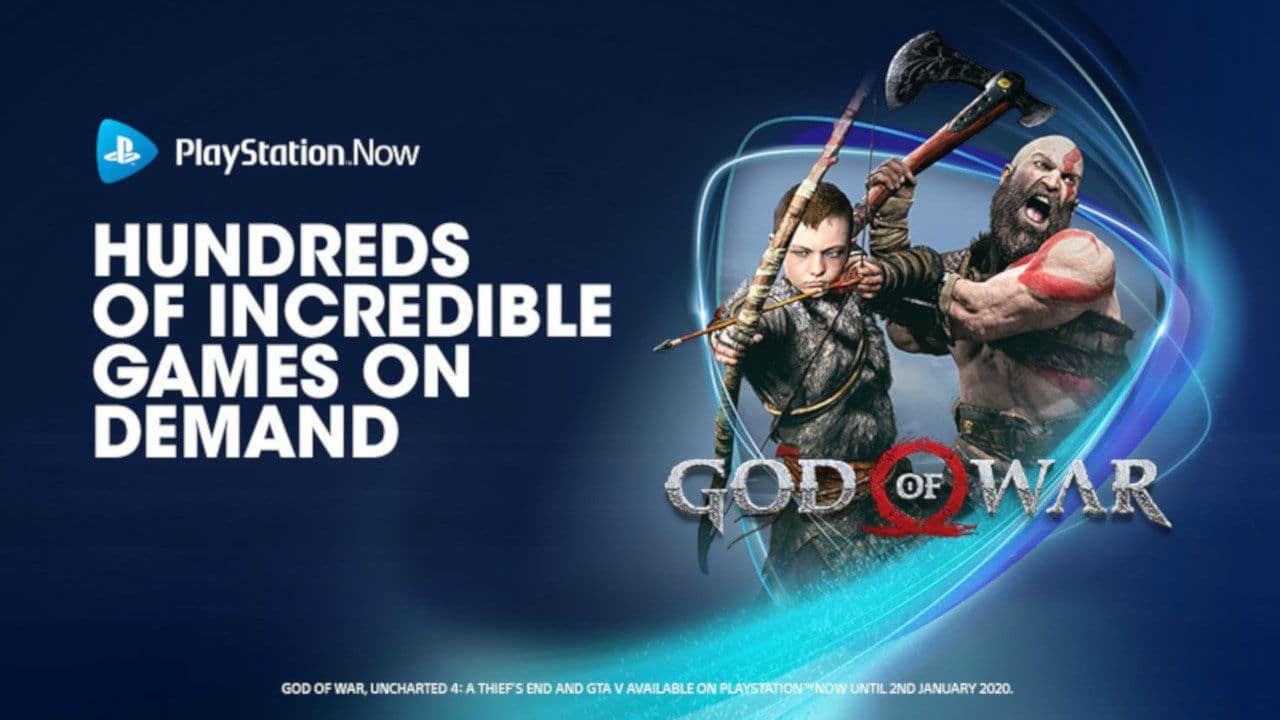 Sony baixa preço do PS Now e adiciona God of War, GTA 5 e Uncharted 4