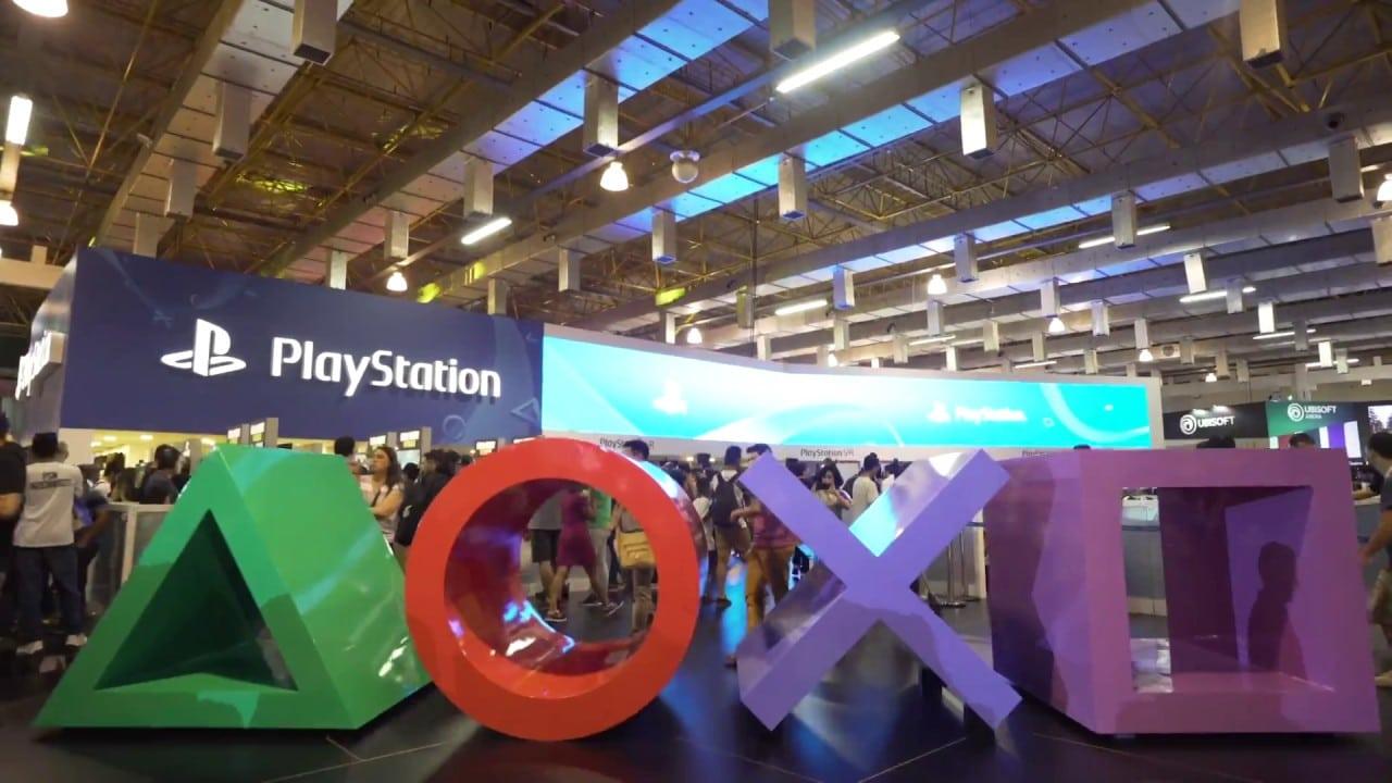 PlayStation Gear, loja de itens oficiais de PlayStation, estará na BGS