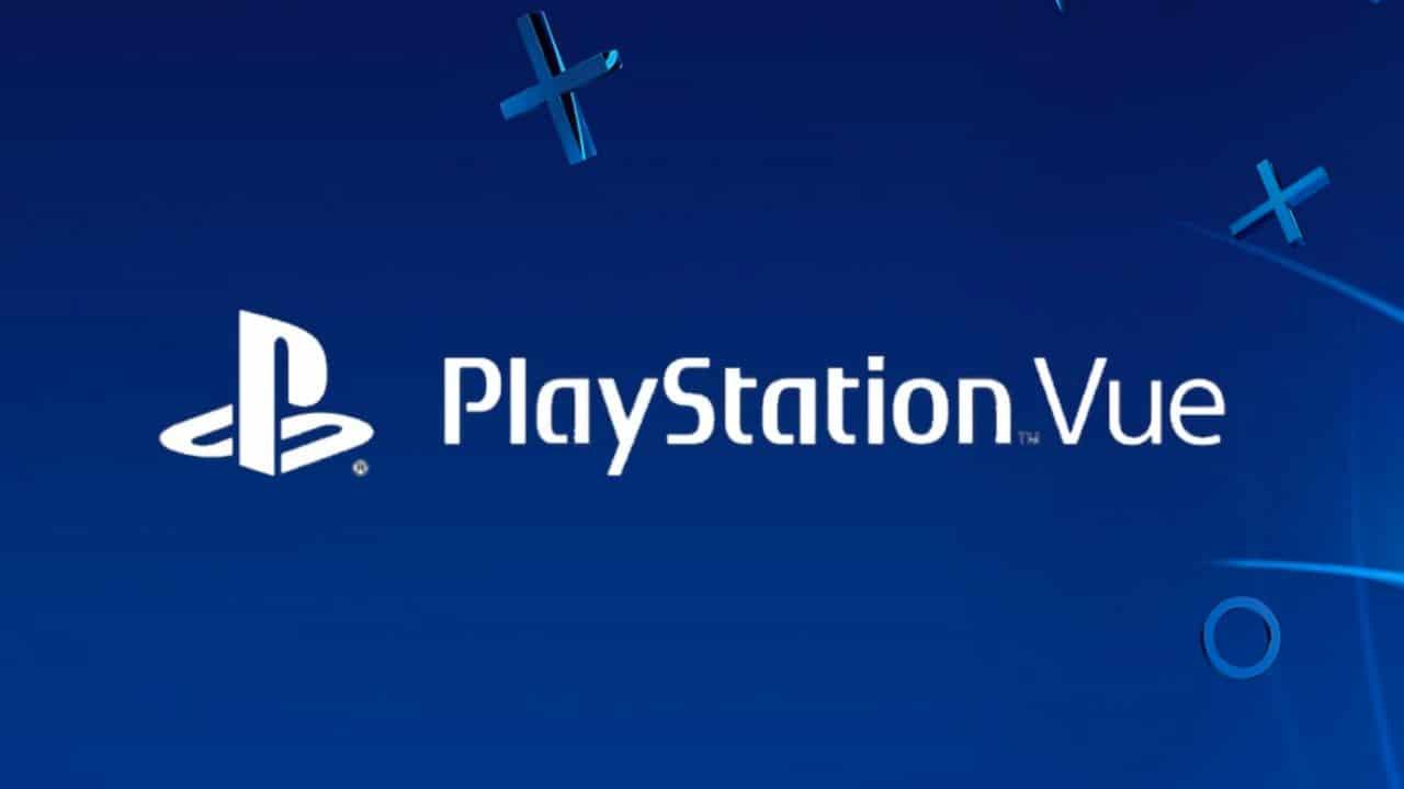 Sony anuncia que encerrará o serviço de TV PlayStation Vue