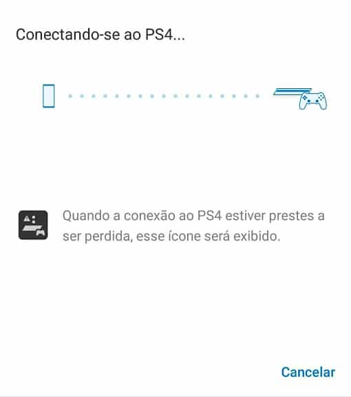 Remote Play - Conectando ao PS4