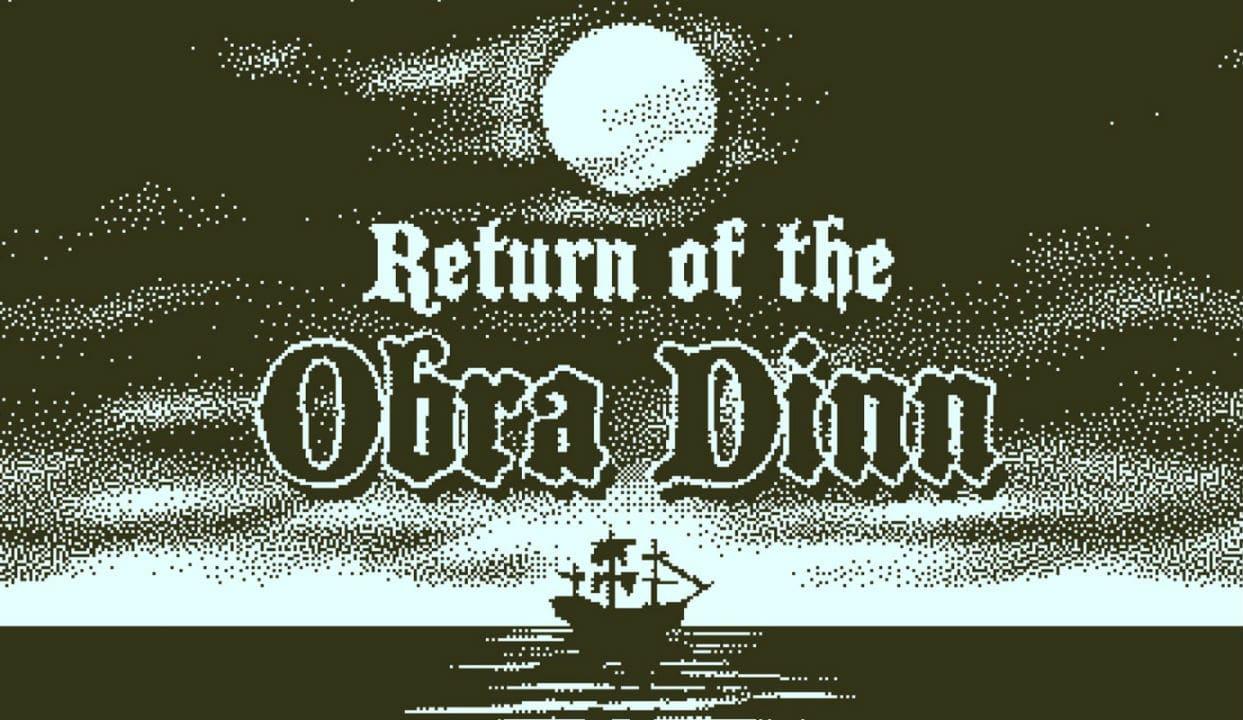Return of the Obra Dinn chega nesta sexta-feira (18) ao PS4