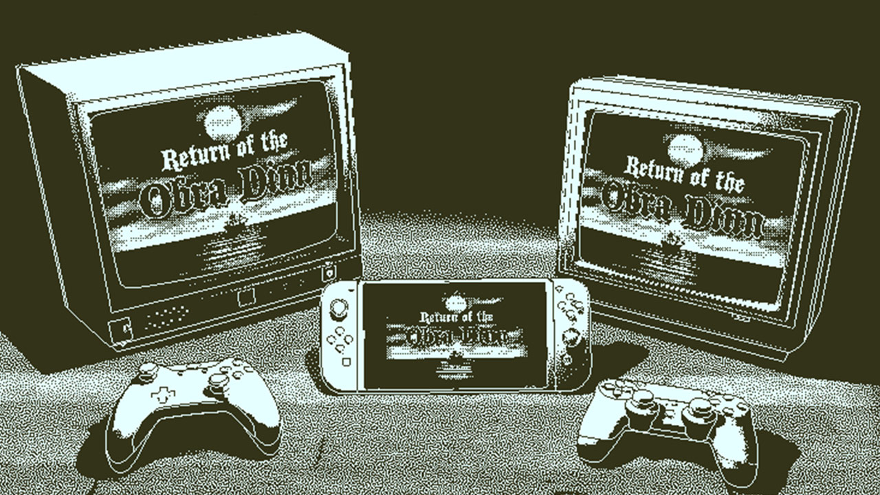 Return of the Obra Dinn chegará ao PlayStation 4 neste mês