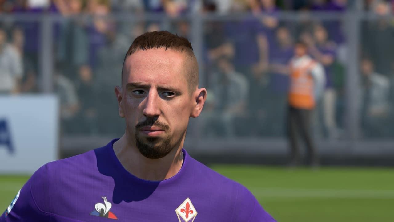 FIFA 20: após reclamação de Ribéry, face do jogador é atualizada