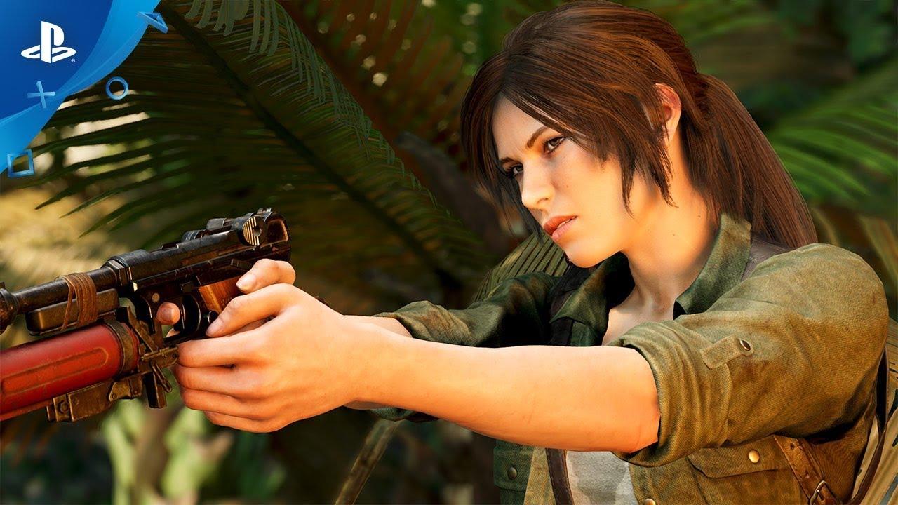 É oficial! Shadow of the Tomb Raider: Definitive Edition é anunciado
