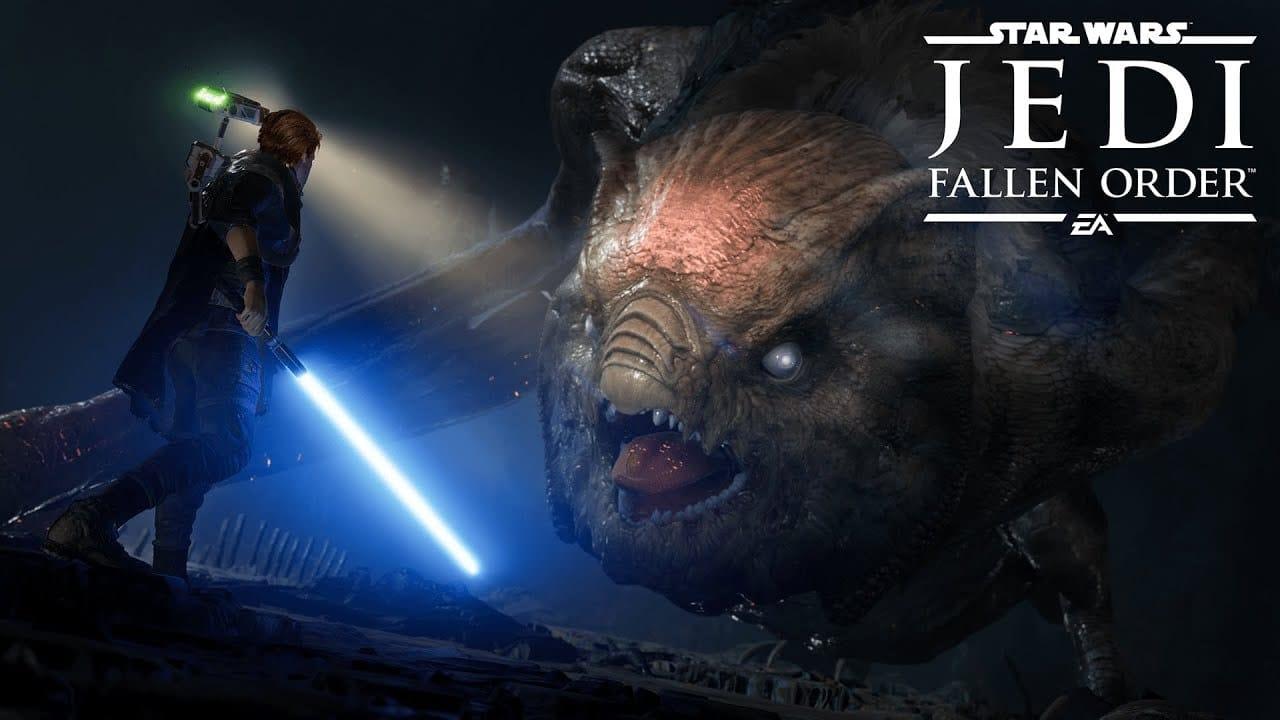 Respawn quer uma sequência para Star Wars JEDI: Fallen Order